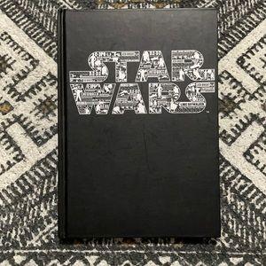 Star Wars liner note book hardcover HMV exclusive